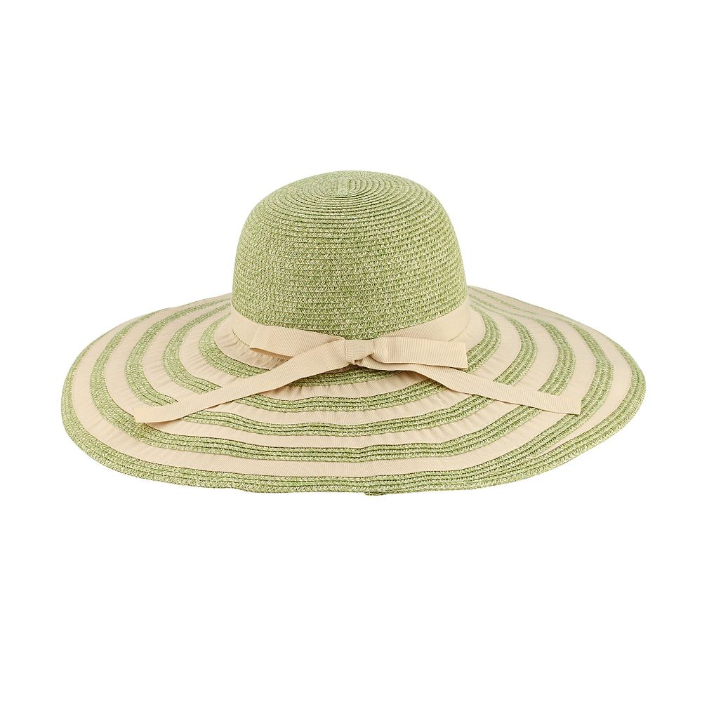 Sun Styles Foldable Crushable Angie Ladies Packable Large Brim ... 3f612f62147