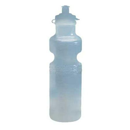 Custom Gear - California Bike Gear Custom Water Bottles: BOTTLE ONLY USA 28oz FROSTED CLEAR