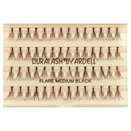 3610b02a7ff ARDELL DuraLash Flare Lashes - Flare Medium Black (3 Pack) - image 1 of ...