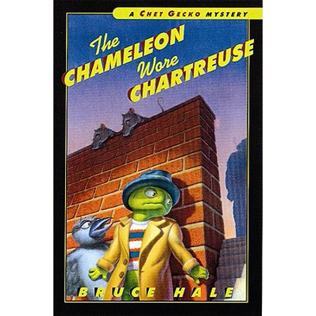The Chameleon Wore Chartreuse : A Chet Gecko Mystery