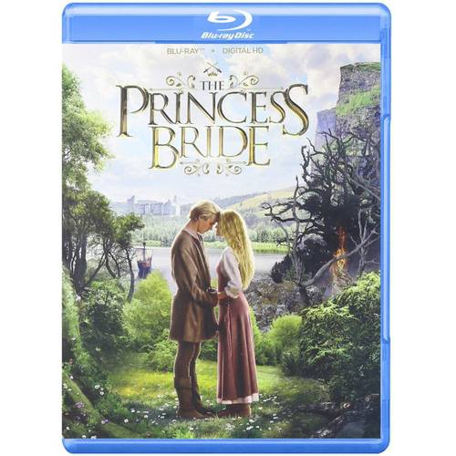 The Princess Bride (25th Anniversary) (Blu-ray   Digital HD) (Widescreen)