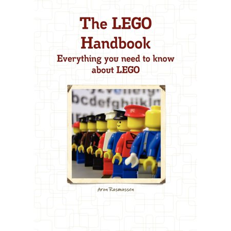 The Lego Handbook - Everything You Need to Know about Lego (Paperback) LEGO Fan this is your ultimate resource for the amazing world of LEGO. Here you'll find the most up-to-date information on everything LEGO.  In easy to read chapters, with extensive references and links to get you to know all there is to know about LEGO right away: LEGO Group, History of LEGO, Ole Kirk Christiansen, Godtfred Kirk Christiansen, Kjeld Kirk Kristiansen, Fabuland, LEGOland, LEGOland Windsor, LEGOland California, LEGO timeline, LEGO Technic, LEGO Town, LEGO Space, LEGO Pirates, LEGO Vikings, LEGO Castle, Bionicle, LEGO Adventurers, LEGO Aquazone, Slizer, LEGO RoboRiders, Duplo, LEGO Baby, LEGO Star Wars, LEGO Batman, LEGO SpongeBob SquarePants, LEGO Harry Potter, LEGO Indiana Jones, LEGO Toy Story, LEGO Mindstorms, LEGO Mindstorms NXT 2.0, FIRST LEGO League, Bionicle Heroes, LEGO Games, LEGO Sports, LEGO Atlantis, LEGO Power Miners, LEGO Agents, LEGO Aqua Raiders, LEGO Mars Mission, LEGO Mindstorms NXT, LEGO Avatar: The Last Airbender, Knights' Kingdom, LEGO.com, LEGO pneumatics, LEGO Boats, LEGO train, List of LEGO video games, LEGO Serious Play  Topic relevant selected content from the highest rated wiki entries, typeset, printed and shipped, combine the advantages of up-to-date and in-depth knowledge with the convenience of printed books. A portion of the proceeds of each book will be donated to the Wikimedia Foundation to support their mission.