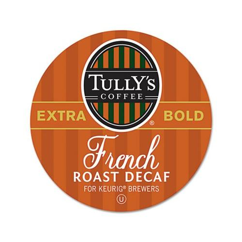Green Mountain Coffee Roasters French Roast Decaf Coffee K-Cups GMT192419