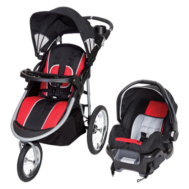 Baby Trend Pathways Jogger Travel System- Sprint