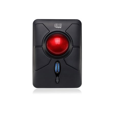 Adesso iMouse T50 – Wireless Programmable Ergonomic Trackball Mouse
