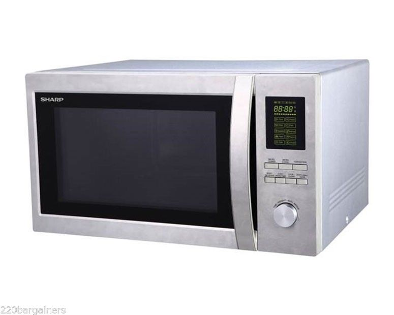 Large Combination Microwave Oven