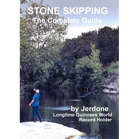 Stone Skipping: The Complete Guide - eBook
