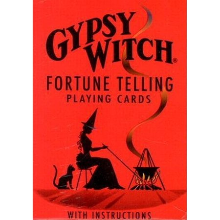 Gypsy Witch(r) Fortune Telling Cards (Other) Gypsy Witch Deck