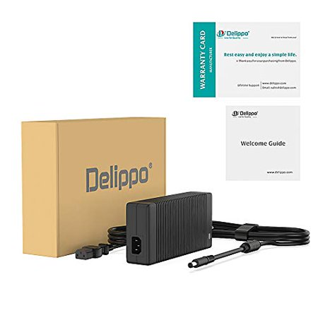 Delippo 230W 19.5V 11.8A AC Adapter Laptop Charger for ADP-230EB T Charger GT73VR GT75VR WT73VRw GTX Quadro P5000 - image 5 of 5