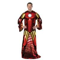 Iron Man Adult Comfy Throw