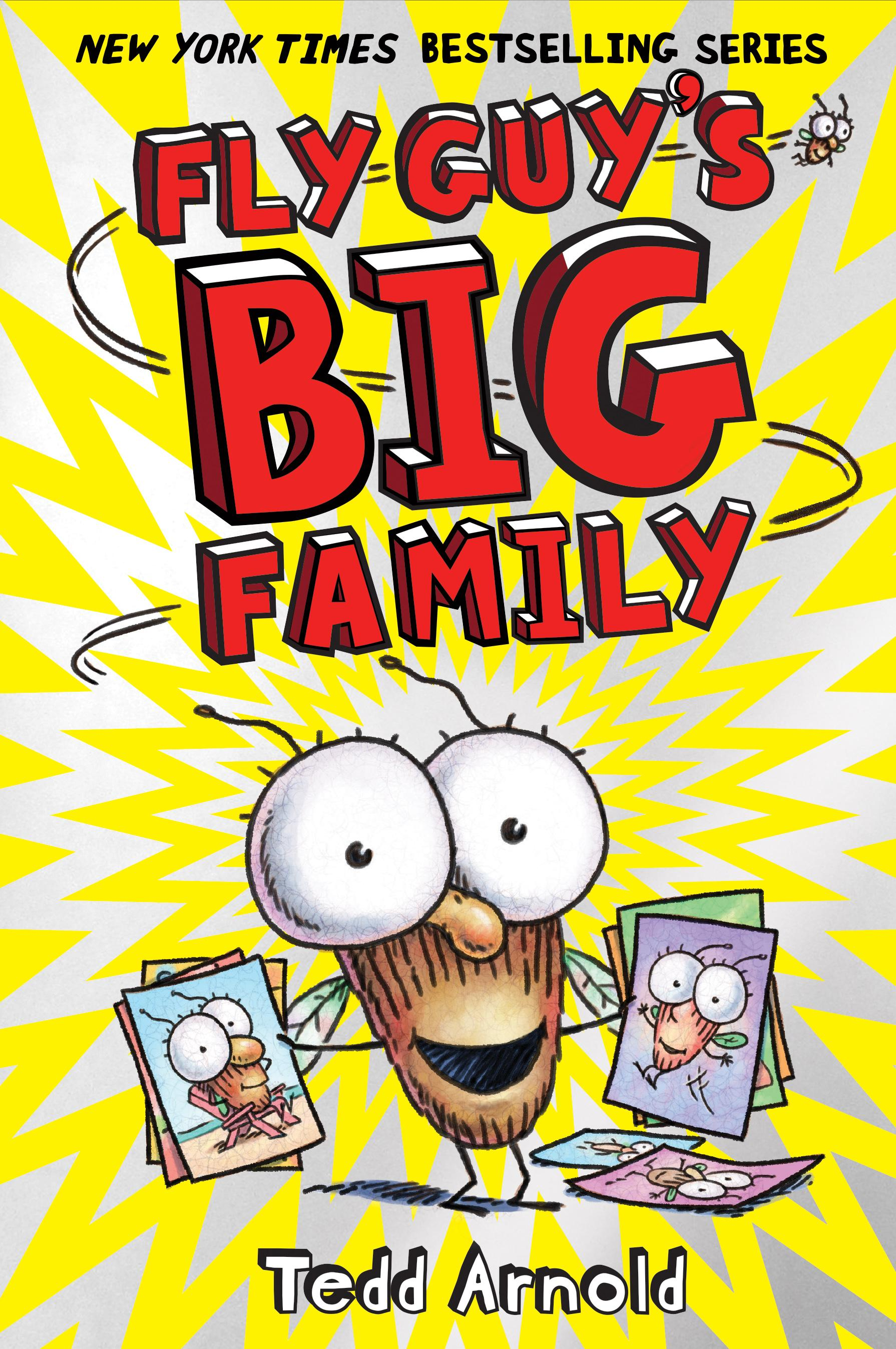 Fly Guy\'s Big Family - Walmart.com
