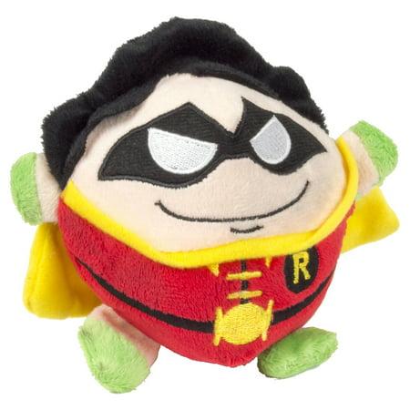 Fetch for Pets Super Dog Toys Crinkle, DC Comics Robin