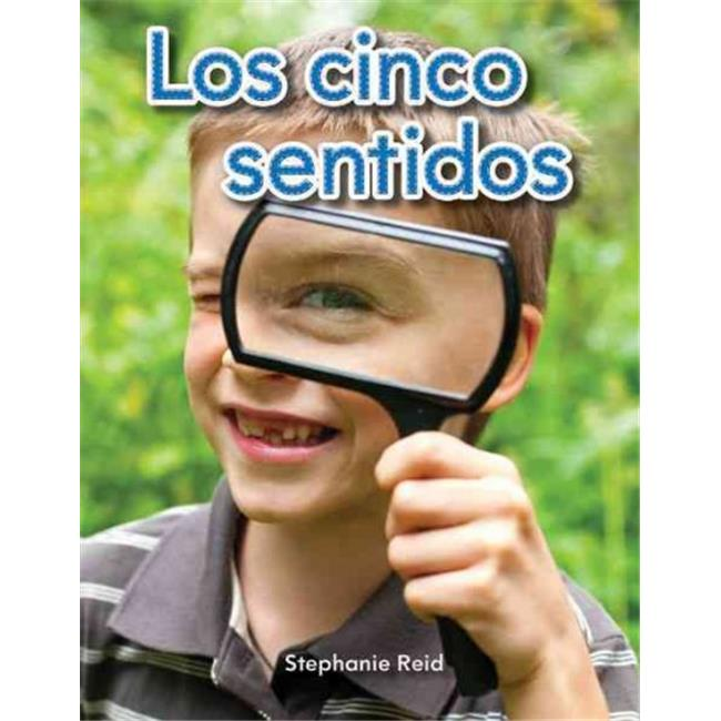Shell Education 15204 Los Cinco Sentidos - Five Senses - image 1 de 1