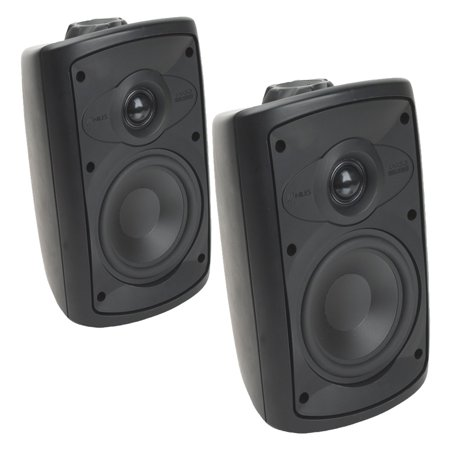 Niles OS5.3 Black 2-Way 5' Indoor/Outdoor Home Theater Speaker System (Niles Faceplates)