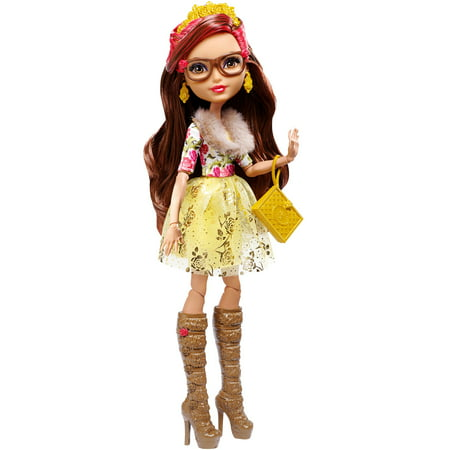 Ever After High Rosabella Beauty Doll - Ever After High Cerise Wolf