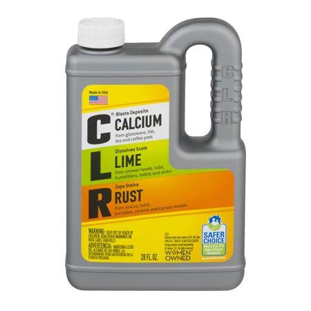 Clr Calcium  Lime   Rust Remover  28 Fl Oz