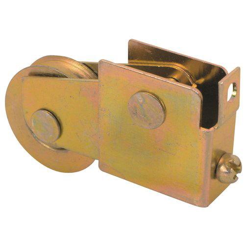 """Prime Line D1509 1-1/4"""" Steel Ball Bearing Sliding Glass Door Roller Assembly"""
