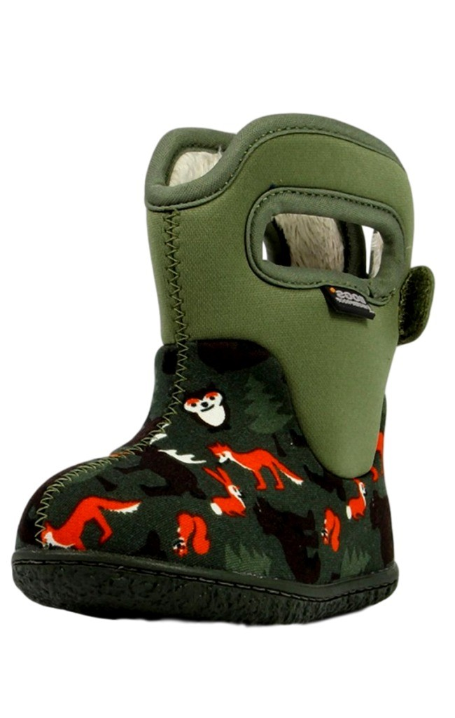 Bogs Boots Boy Baby Classic Woodland Insulated Waterproof 71864I by Bogs