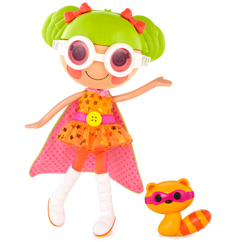 Lalaloopsy Doll, Dyna Might