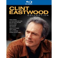 Clint Eastwood 10 Movie Collection (Blu-ray)