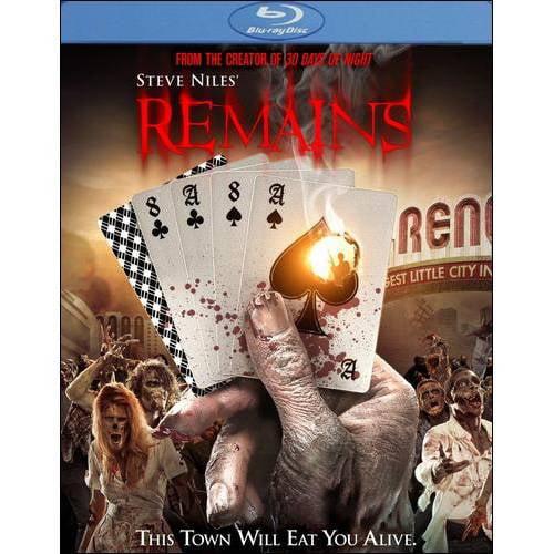 Steve Niles' Remains (Blu-ray)