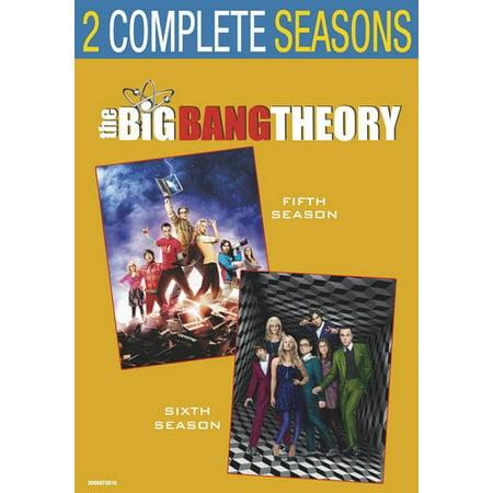 Big Bang Theory: Season 5 and Season 6 (DVD)