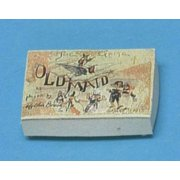 Dollhouse Game Of Old Maid,Antique Reproduction