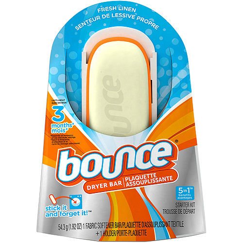 Bounce Fresh Linen Dryer Bar Starter Kit, 2 pc