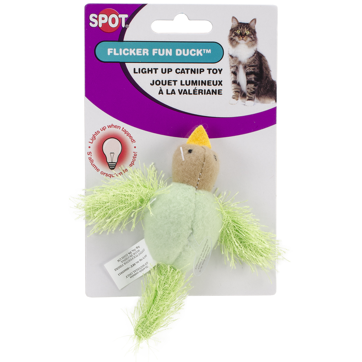 Ethical Products 2797 ClickerFun Bird Cat Toy