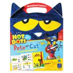 Educational Insights Hot Dots Jr. Pete the Cat I Love Preschool! Set