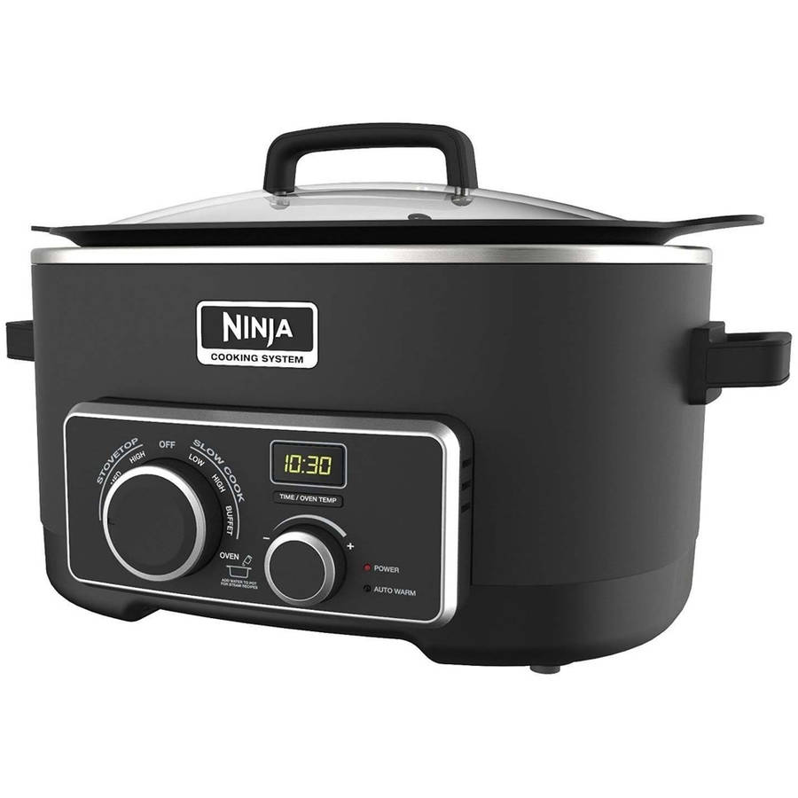 Refurbished Ninja 4-in-1 6-Quart Slow Cooker