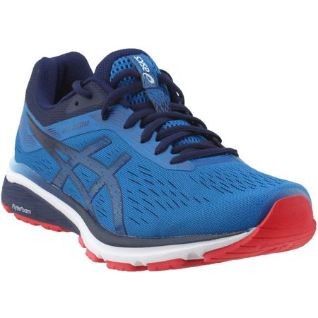 Asics 1011A042-400: Mens GT-1000 7 Race Blue/Peacoat Running