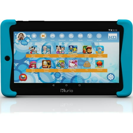 Kurio Xtreme 2 Special Edition Kid Tablet Pad - Android 5.0 Educational Kid Tablet with Quad Core Processor