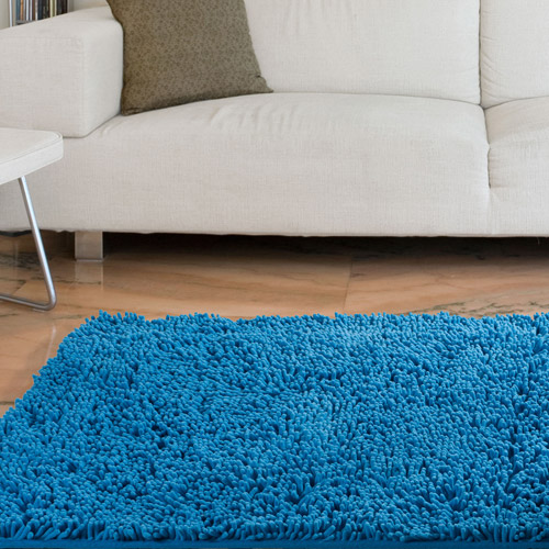 "Somerset Home High Pile Shag Rug, 1'9"" x 3'"