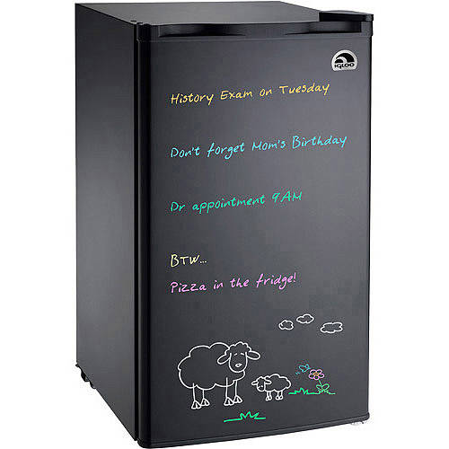 Click here to buy Igloo Eraser Board Refrigerator, 3.2 cu ft by CURTIS INTERNATIONAL LTD..