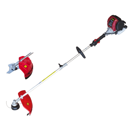 PowerSmart PS4531 31 cc 4-Cycle Gas 2 in 1 Brush Cutter & String