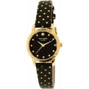 Kate Spade New York Women's Metro 1YRU0890A Brown Leather Quartz Watch