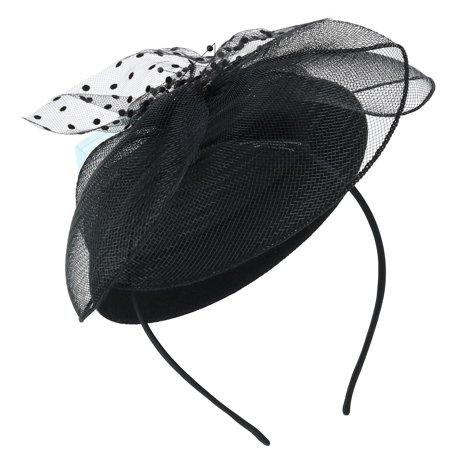 Jeanne Simmons Women's Net Flower Headband - image 5 de 6