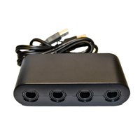 Gamecube 4 Port Controller Adapter for Wii U And Switch by Mars Devices