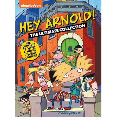 Hey Arnold! The Ultimate Collection (DVD)