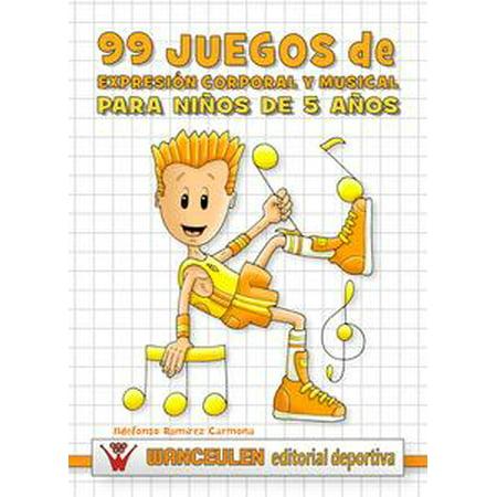 99 Juegos de expresión musical y corporal para niños de 5 años - eBook - Juegos Para Fiestas De Disfraces De Halloween