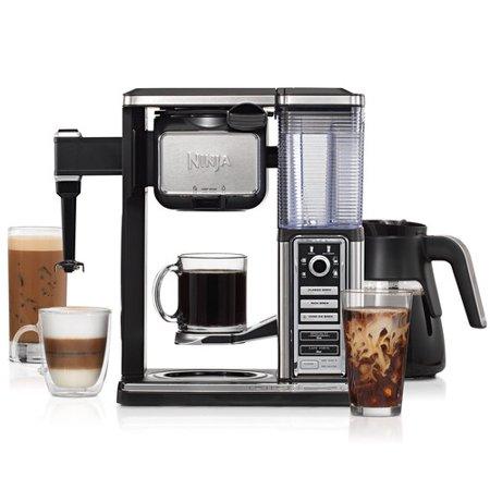 Ninja CF091 Ninja Coffee Bar Glass Carafe System - Walmart.com