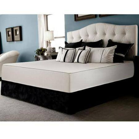 Luxury Foam Mattress (Select Luxury  Flippable 10-inch Comfort Firm Foam)