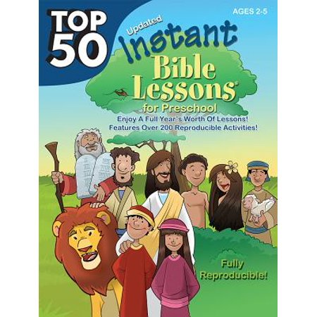 Top 50 Instant Bible Lessons for Preschoolers - Halloween Project Ideas For Preschoolers