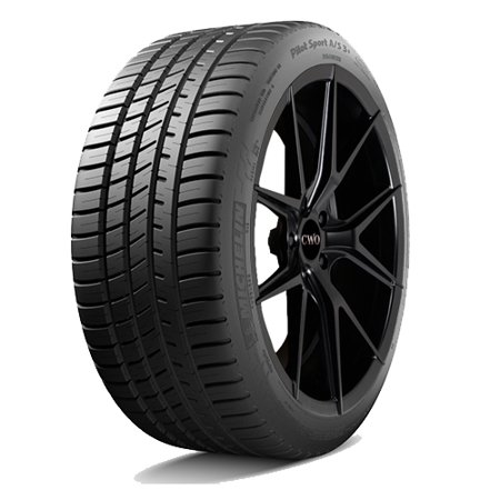 Michelin Pilot Sport All-Season 3+ Ultra-High Performance Tire 215/45ZR17/XL 91W