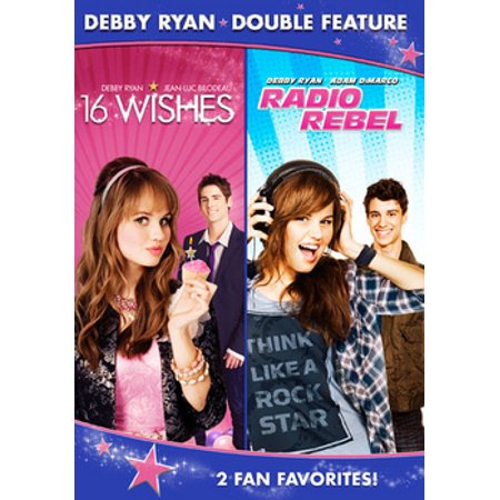 16 Wishes / Radio Rebel (DVD)