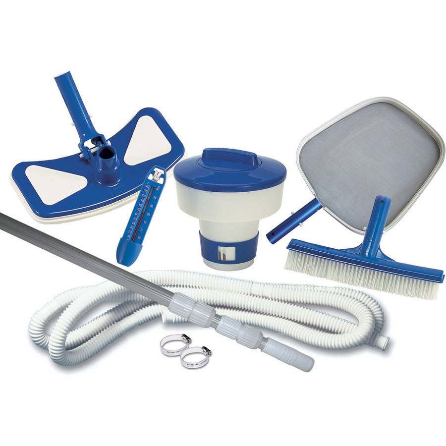 "Heritage Deluxe Pool Maintenance Kit for Pools 48"" to 52"""