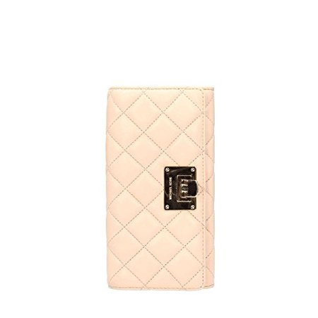 c96b25a47c52 Michael Kors - Michael Kors Astrid Quilted Leather Carryall Wallet ...