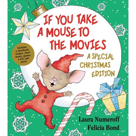 If You Give... Books (Hardcover): If You Take a Mouse to the Movies: A Special Christmas Edition (Take From The Rich Give To The Poor)