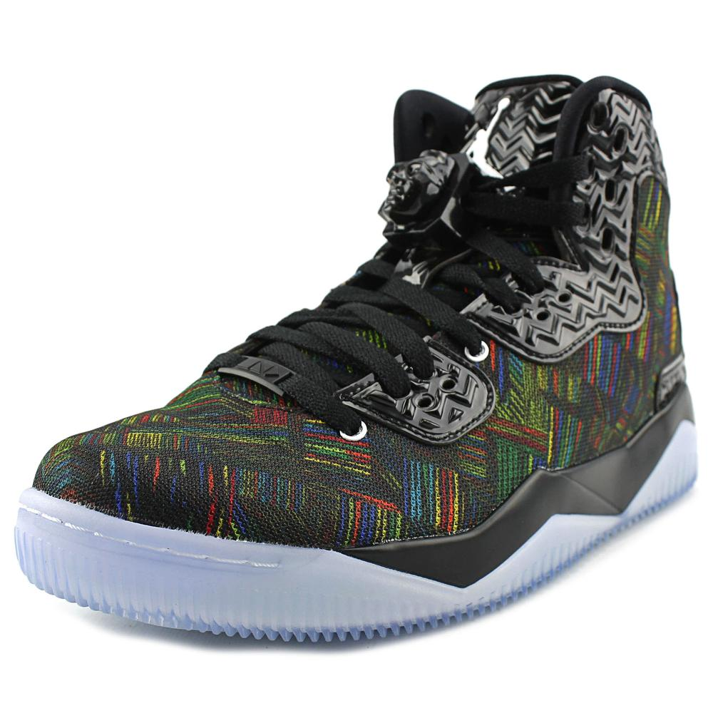 Nike Air Jordan Spike Forty BHM Men  Round Toe Synthetic ...